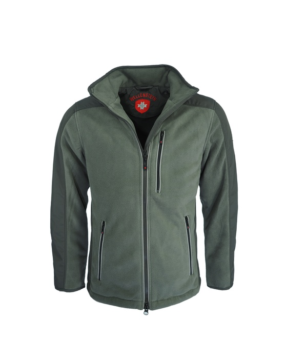 Funktionale Fleece-Jacke Jet-Jacket Sport