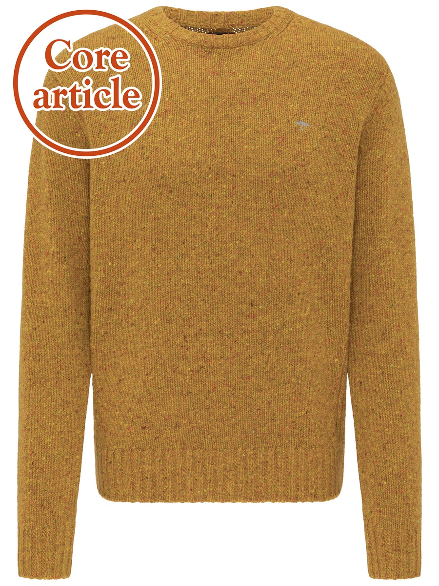 O-Neck Strickpullover